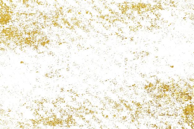 グランジ亀裂の黄金背景パターン Premiumベクター