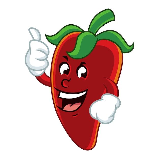 Картинка веселый перец