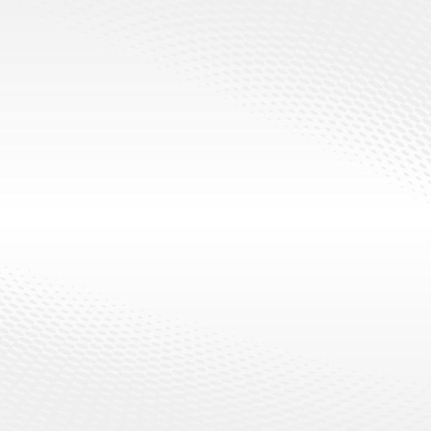 サークルの背景の抽象的なハーフトーンデザイン Premiumベクター