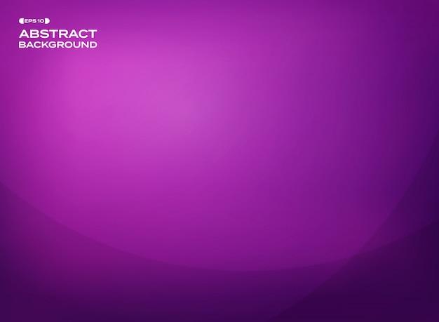 Аннотация градиентного фиолетового фона с копией пространства. Premium векторы