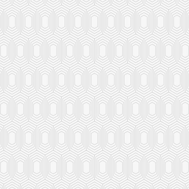 抽象的な五角形の幾何学模様の背景 Premiumベクター
