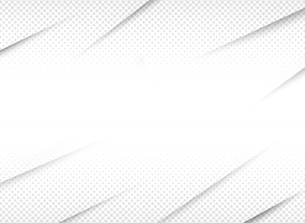 グラデーションの抽象的な背景ハーフトーン Premiumベクター