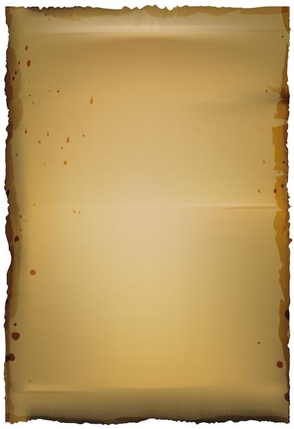 古い紙の背景 Premiumベクター