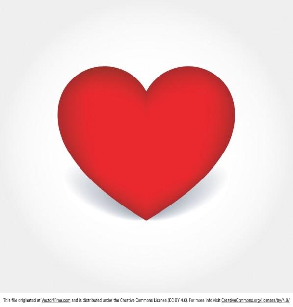 imagen de corazon - 597×626
