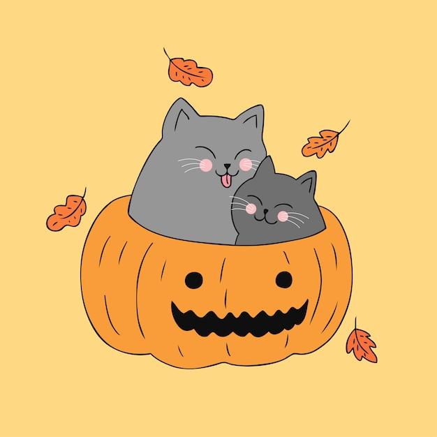 кадрах милые хэллоуинские картинки пройдет экостиле