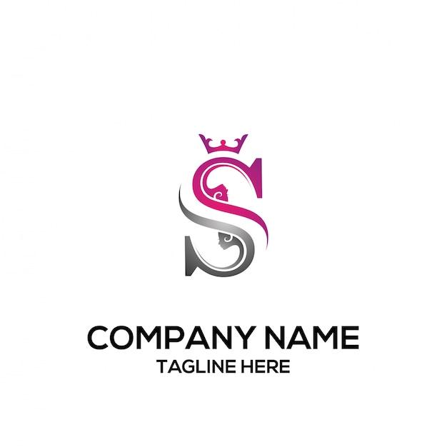 ロゴのテンプレート Premiumベクター
