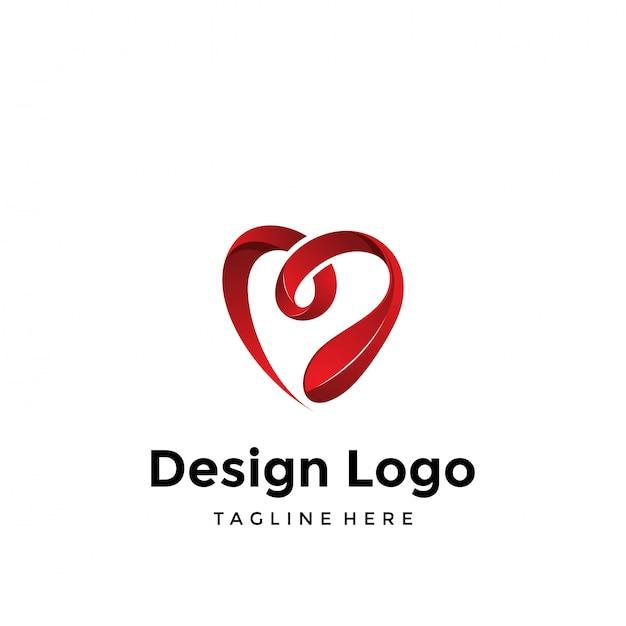 ロゴを聞く Premiumベクター
