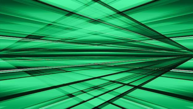 Темно-зеленый светло-абстрактный Premium векторы