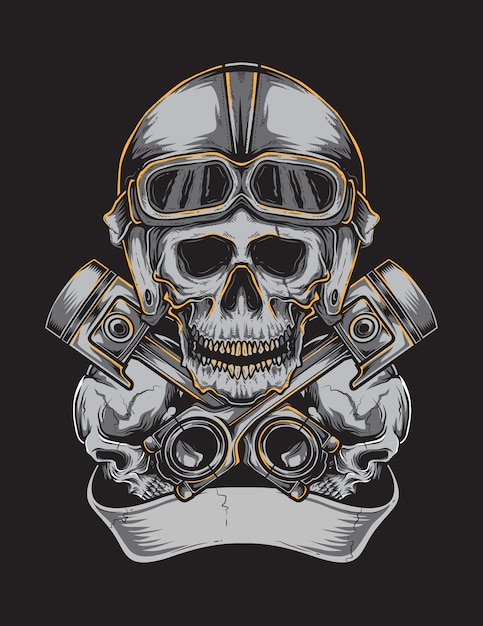 собственный череп в шлемофоне танкиста картинки для которая