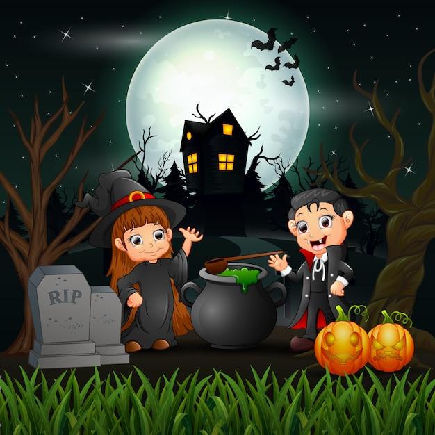 На Хэлоуин лучше костюм ведьмы или вампира?