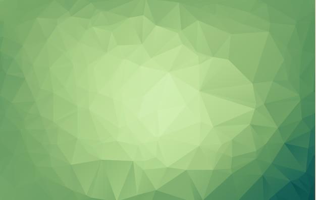 Абстрактный фон из треугольников теплая текстура Premium векторы