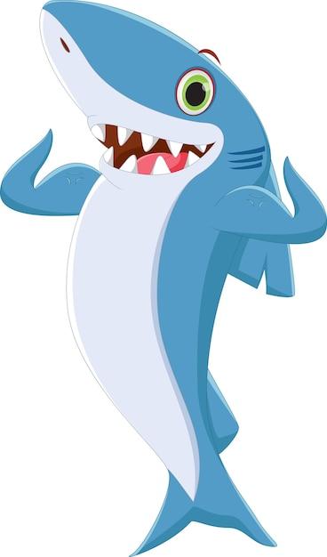 Акулы смешные рисунки, открытки новогодние