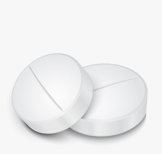 Таблетка картинка круглая