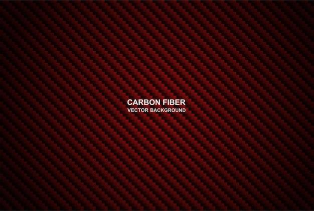 炭素繊維の背景 Premiumベクター