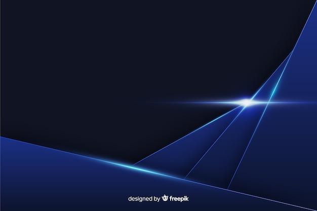 抽象的なメタリックブルーの背景テクスチャ 無料ベクター
