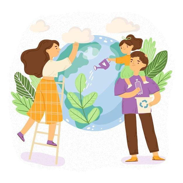 планета семья картинки терапия рекомендуется всем