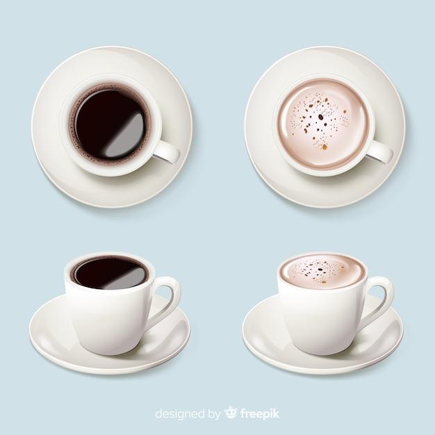 コーヒーカップ 無料ベクター