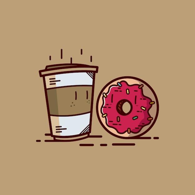 Картинки кофе с собой красивые для срисовки