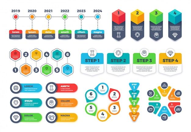 Инфографический шаблон дизайна. бестселлеры бизнес инфографики диаграммы. Premium векторы