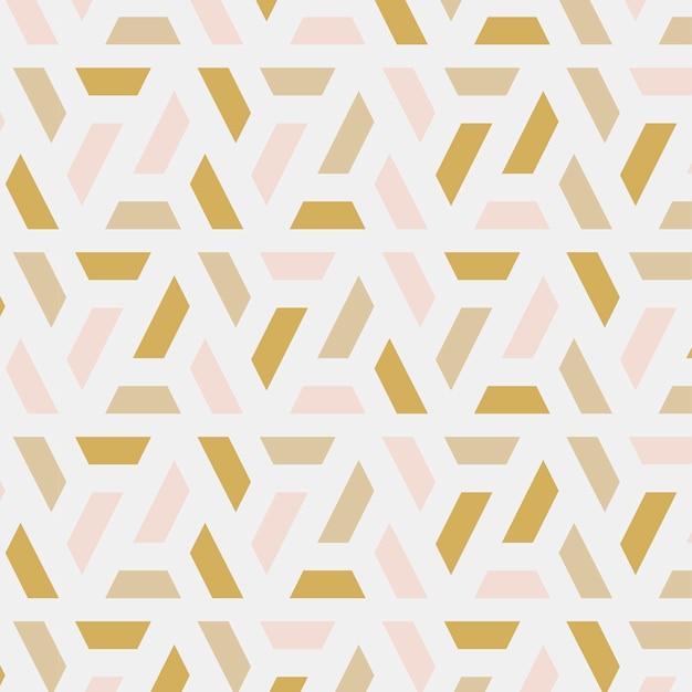 モダンな色のパターンのベクトル図 無料ベクター