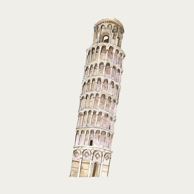 Башня Бесплатные векторы