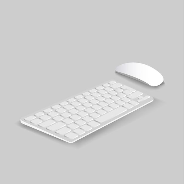 Клавиатура Бесплатные векторы