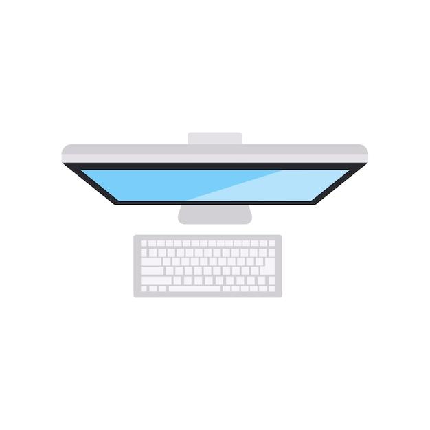 コンピュータアイコンのイラスト 無料ベクター