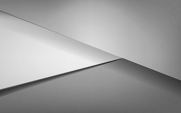 ライトグレーの抽象的な背景デザイン 無料ベクター
