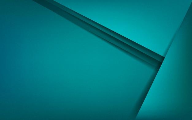 暗い緑の抽象的な背景デザイン 無料ベクター