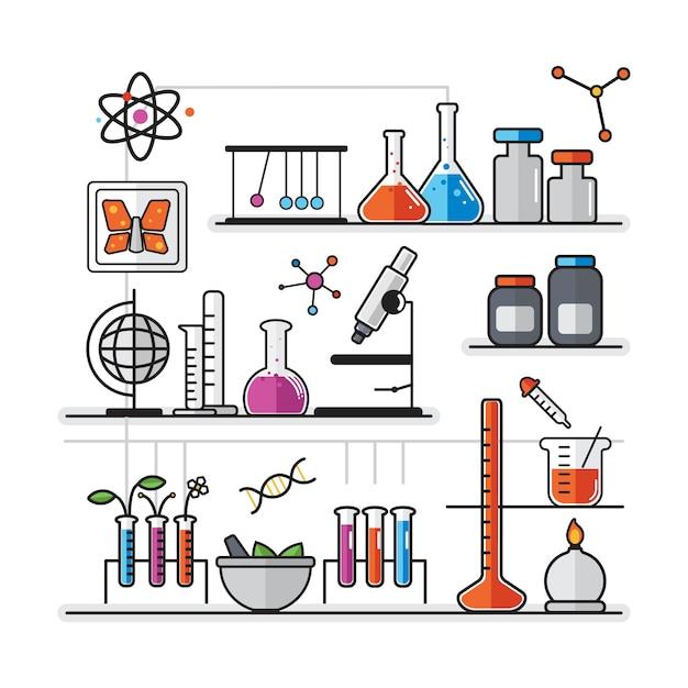 「化学 イラスト」の画像検索結果