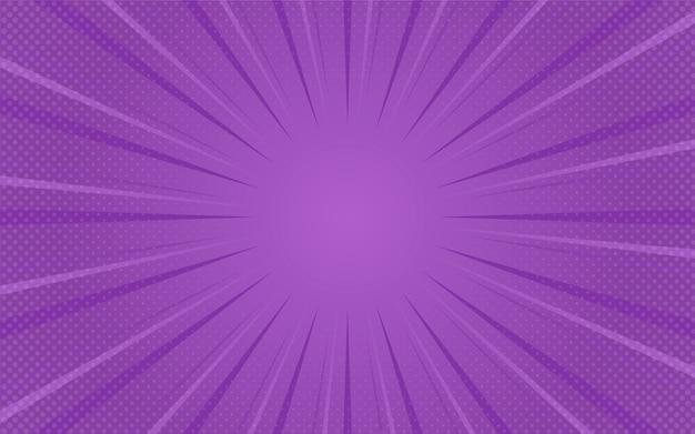 Фиолетовый векторный фон полутонового градиента Бесплатные векторы