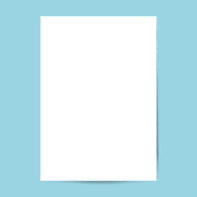 パンフレットデザインテンプレートモックアップベクトル 無料ベクター
