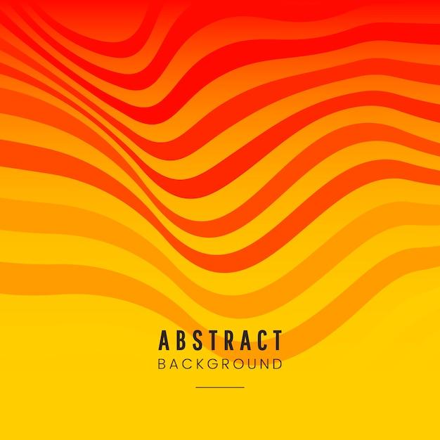 カラフルな抽象的な背景デザインのベクトル 無料ベクター