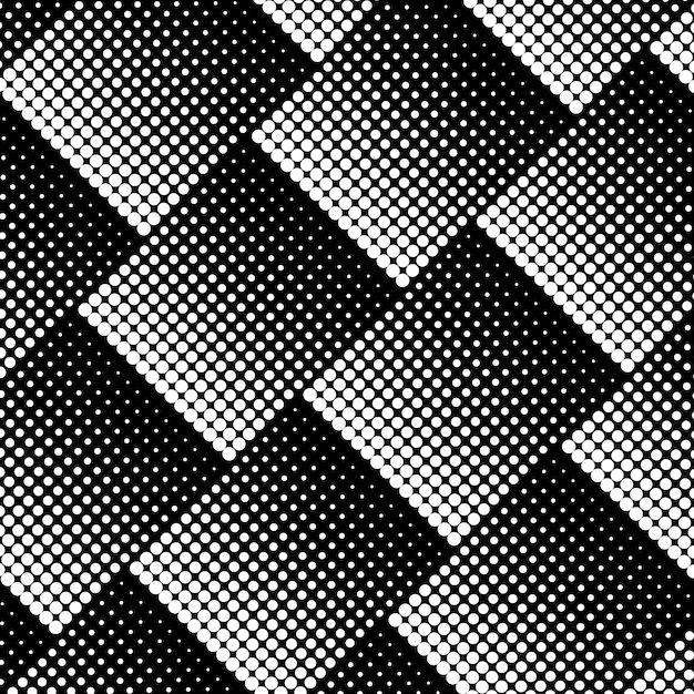 Черно-белый полутоновый фон вектор Бесплатные векторы