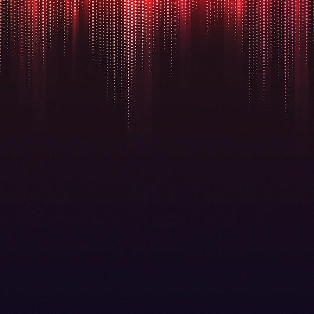 赤と黒の模様の背景ベクトル 無料ベクター