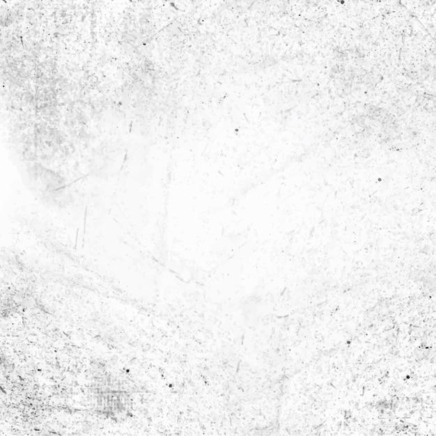 ホワイトグランジ不良テクスチャベクトル 無料ベクター