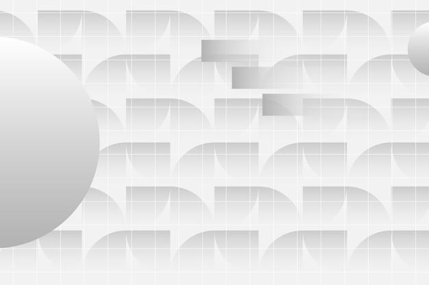 抽象的な灰色の背景 無料ベクター