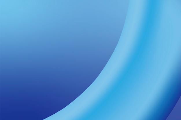 Голубой фон волны Бесплатные векторы