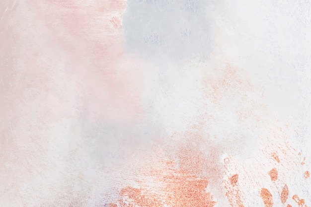 キャンバスの背景にパステル油絵 無料ベクター