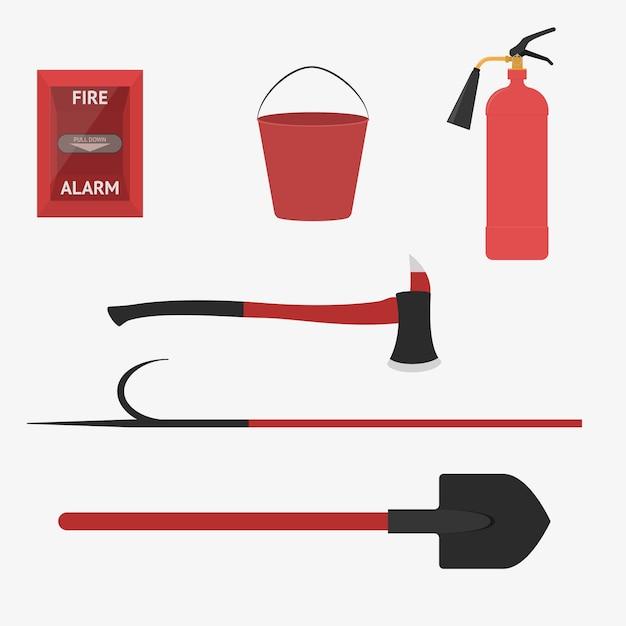 Что нужно для пожарного щита картинки
