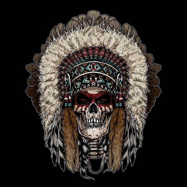 вам картинки на телефон черепа индейцев вышел