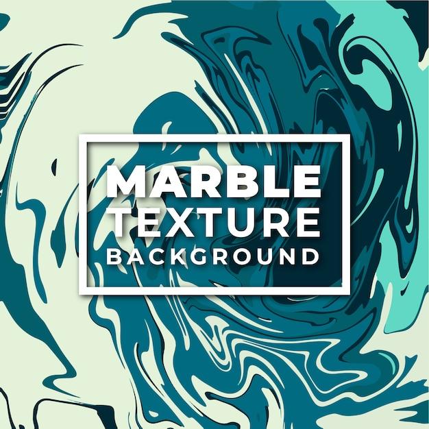 Синий и зеленый элегантный мрамор текстура фон Premium векторы