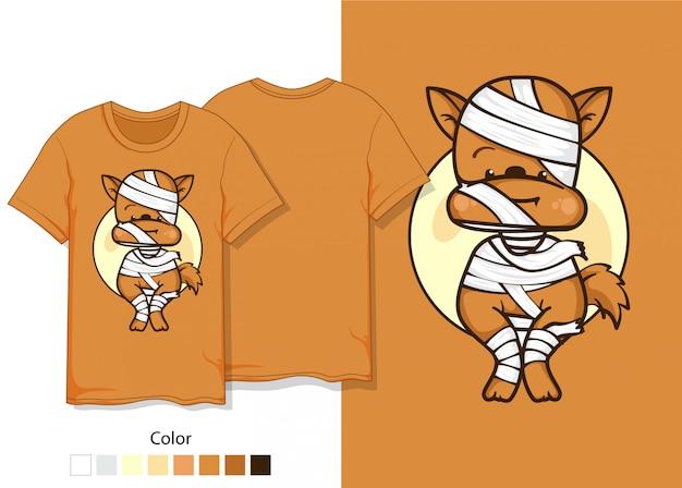 Дизайнерская рубашка для мамы Premium векторы