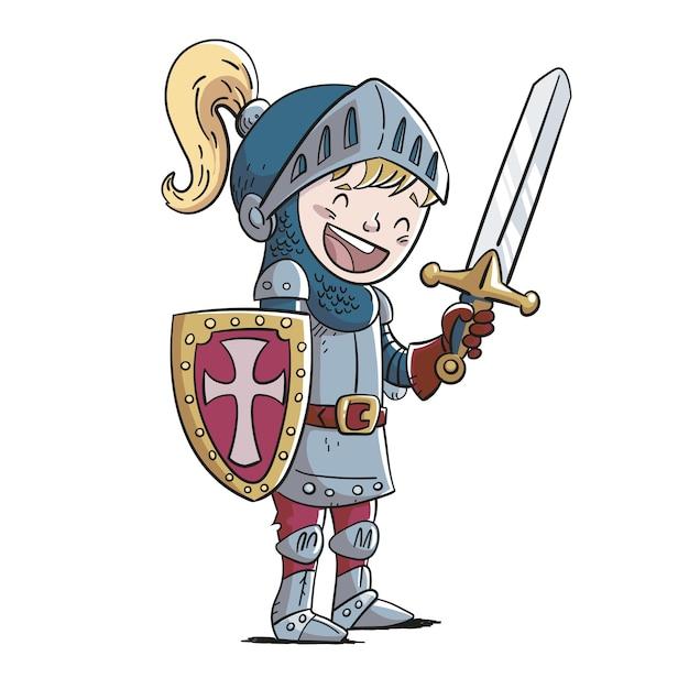Открытки рыцари