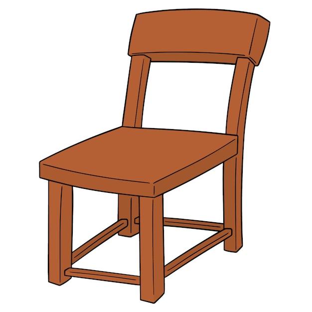 Вектор стула Premium векторы