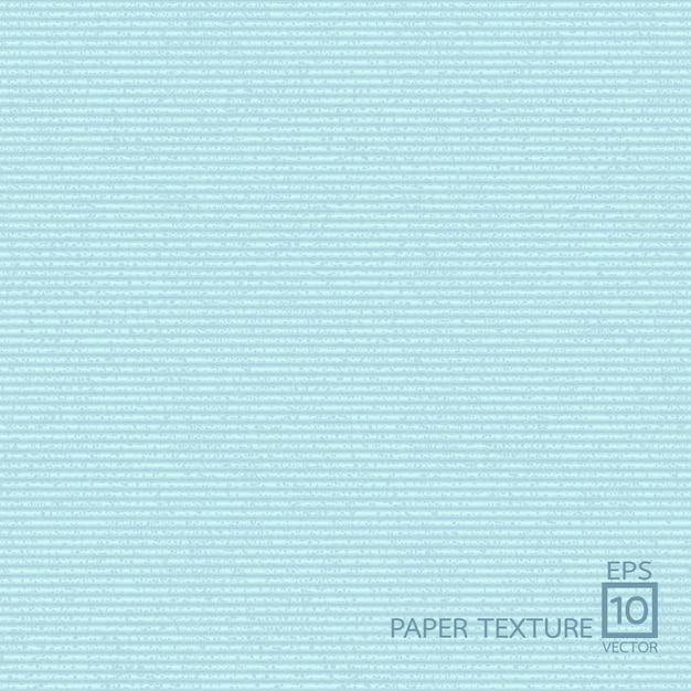 青い紙テクスチャ背景 Premiumベクター