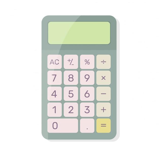 電卓 Premiumベクター