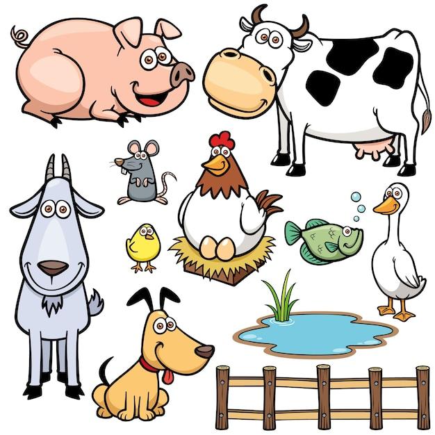 Смешные рисунки домашних животных