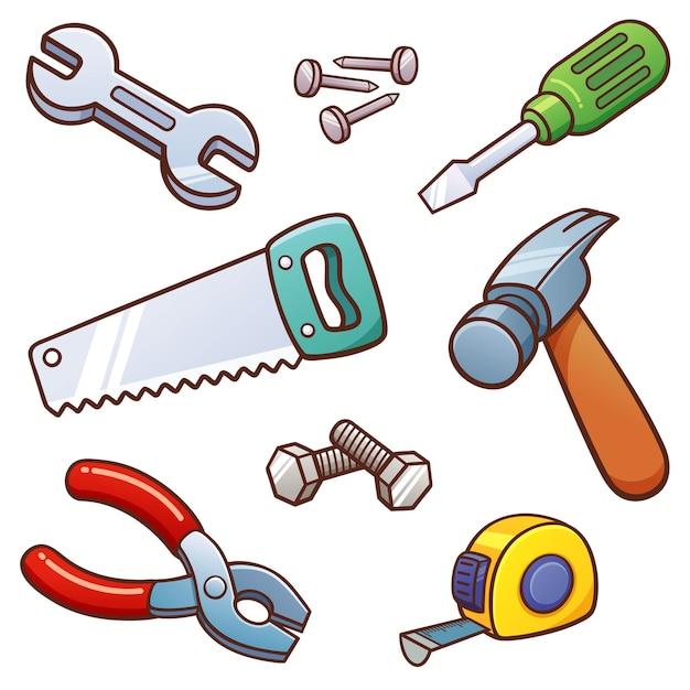 Нарисованные картинки инструменты