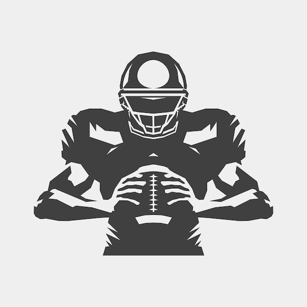 アメリカンフットボール Premiumベクター